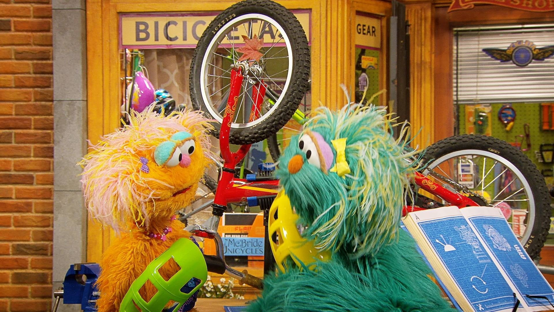 Sesame Street Season 50 :Episode 24  Dog Day Engineers