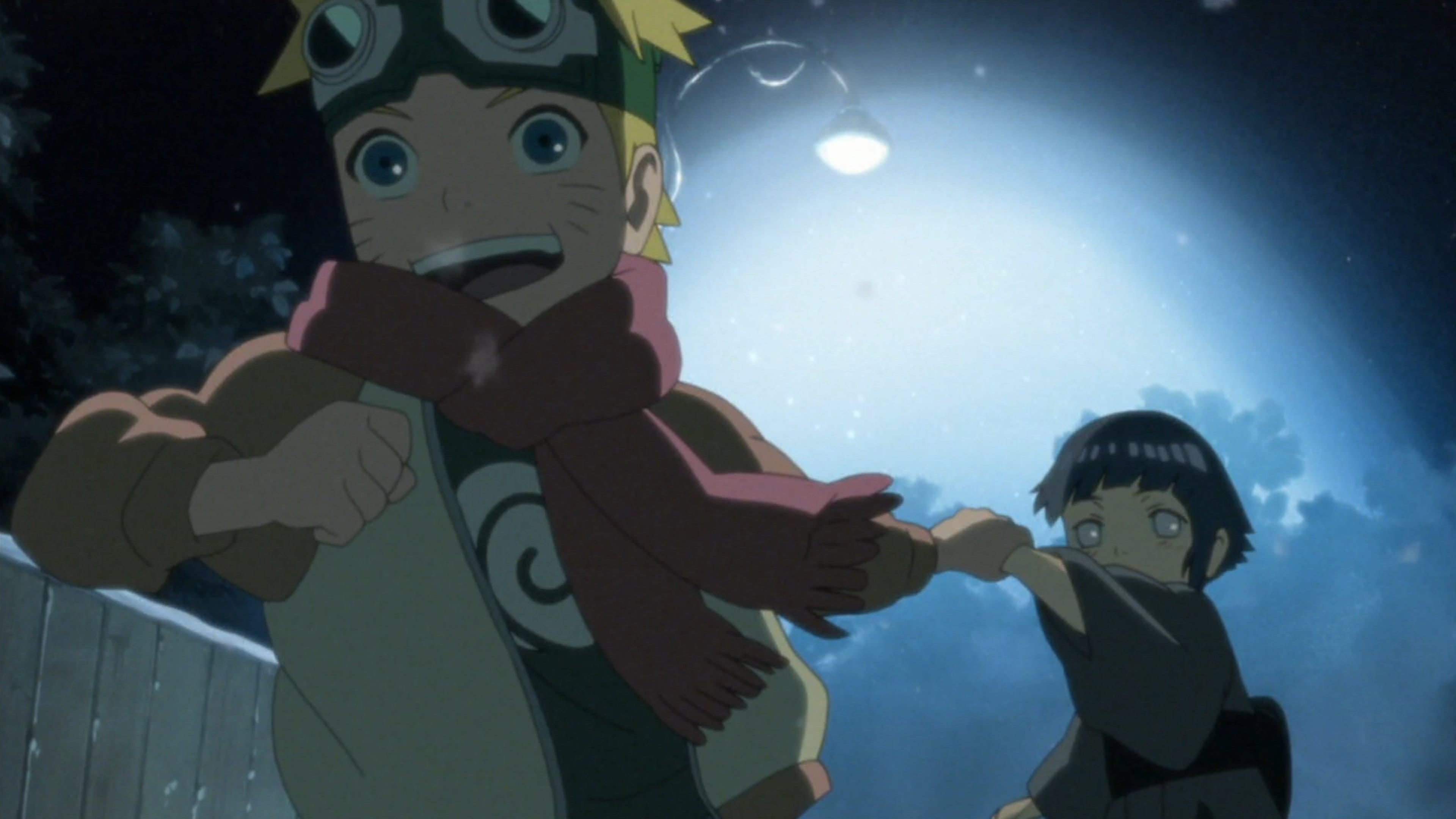 Naruto Shippūden Season 20 :Episode 480  Naruto and Hinata