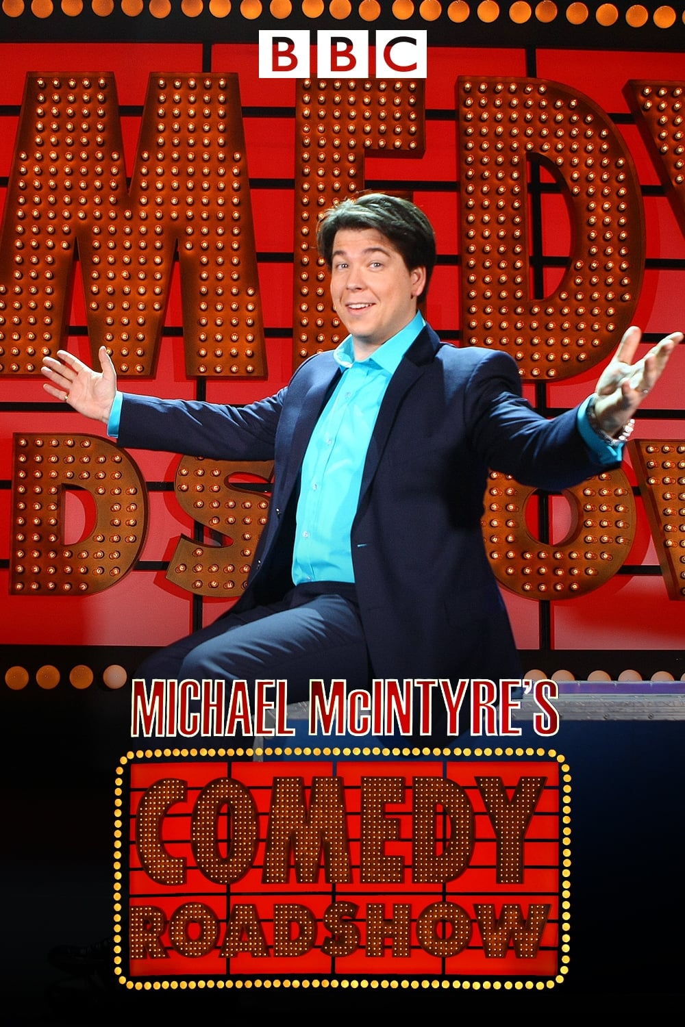 Michael McIntyre's Comedy Roadshow on FREECABLE TV
