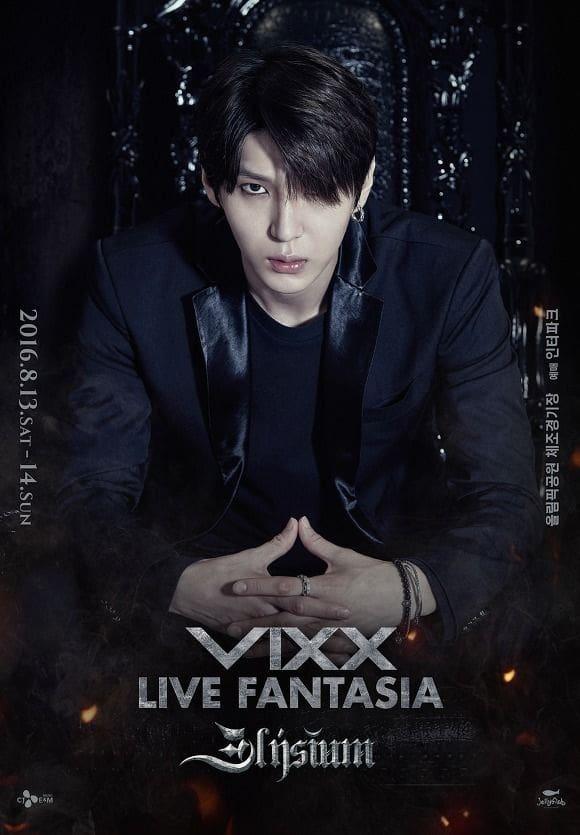 VIXX Live Fantasia 'Elysium' (2017)