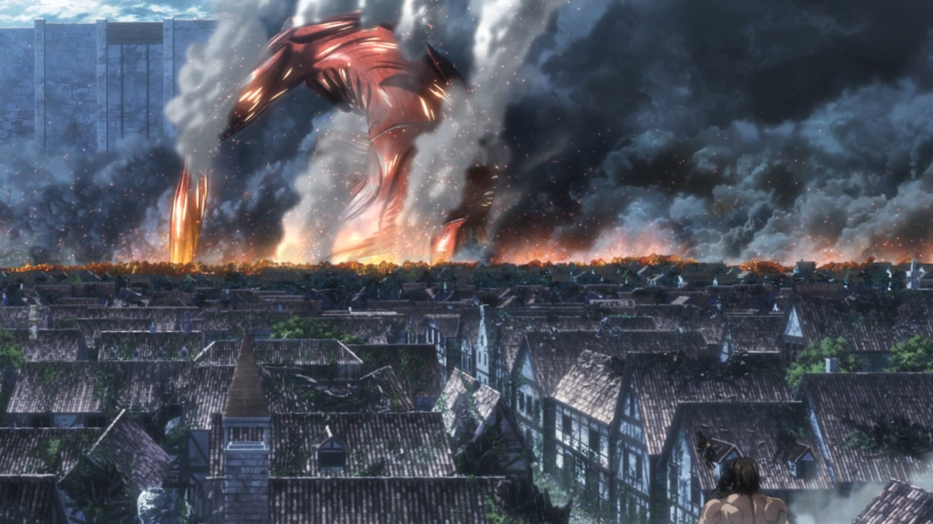 Attack on Titan Season 3 :Episode 15 Descent