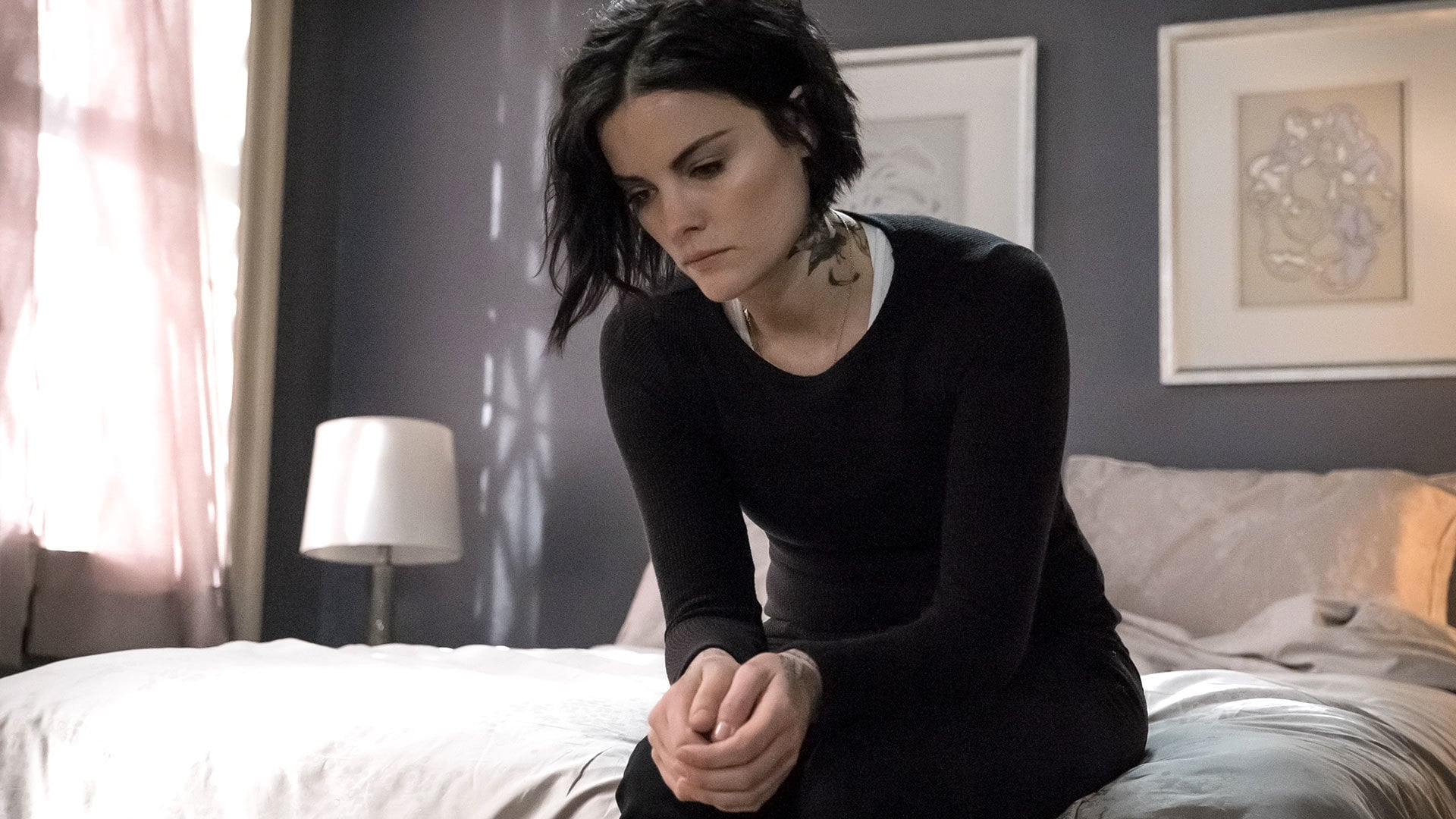 Blindspot Season 1 :Episode 23  Why Await Life's End