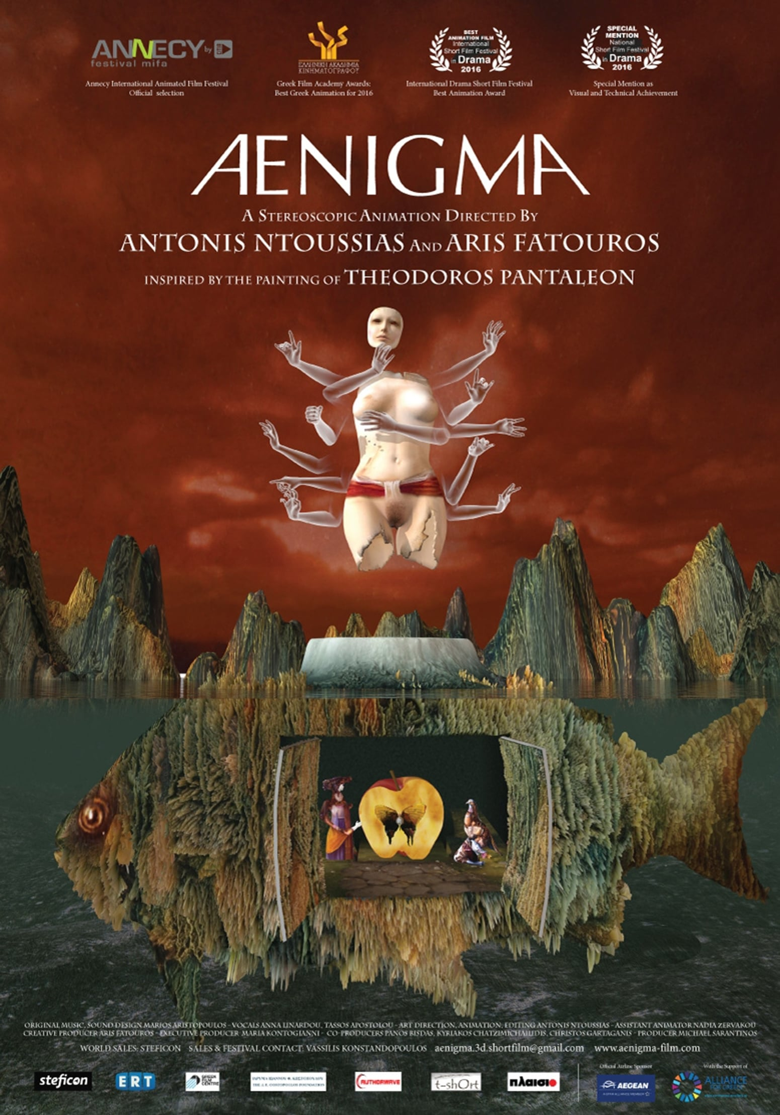 Ver Aenigma Online HD Español ()
