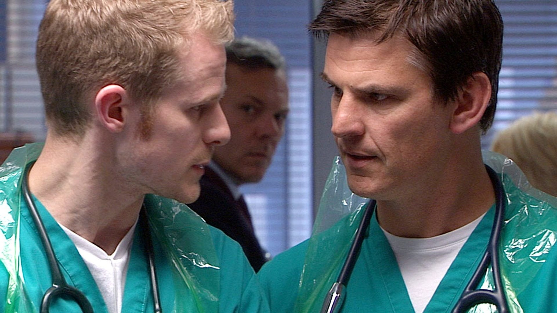 Casualty Season 25 :Episode 47  Thanks for Today