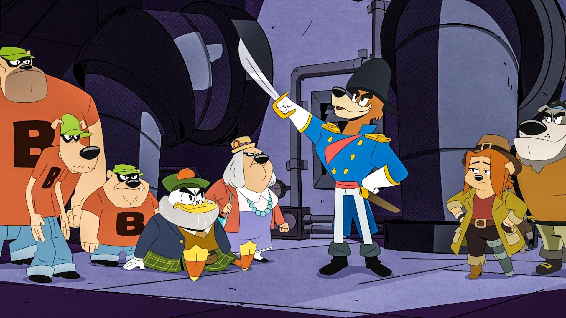 DuckTales Season 2 :Episode 22  GlomTales!