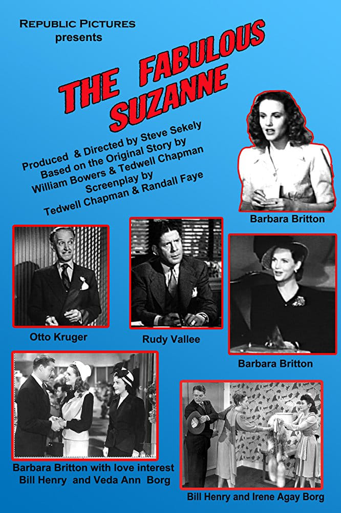 Ver The Fabulous Suzanne Online HD Español (1946)