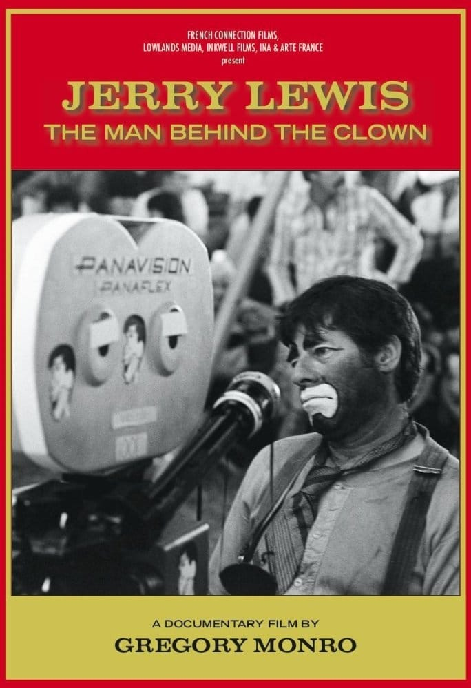 Jerry Lewis: The Man Behind the Clown (2016)