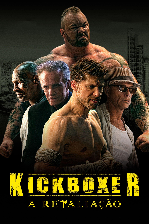 Kickboxer: A Retaliação Dublado