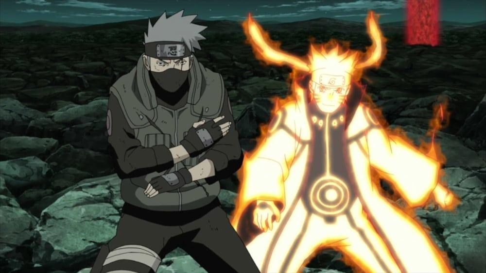 Naruto Shippūden Season 17 :Episode 362  Kakashi's Resolve
