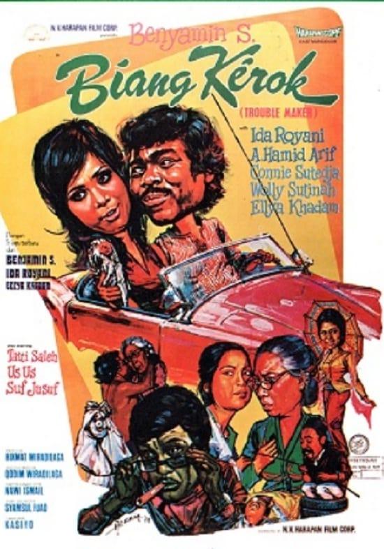 Ver Benyamin Biang Kerok Online HD Español (1972)