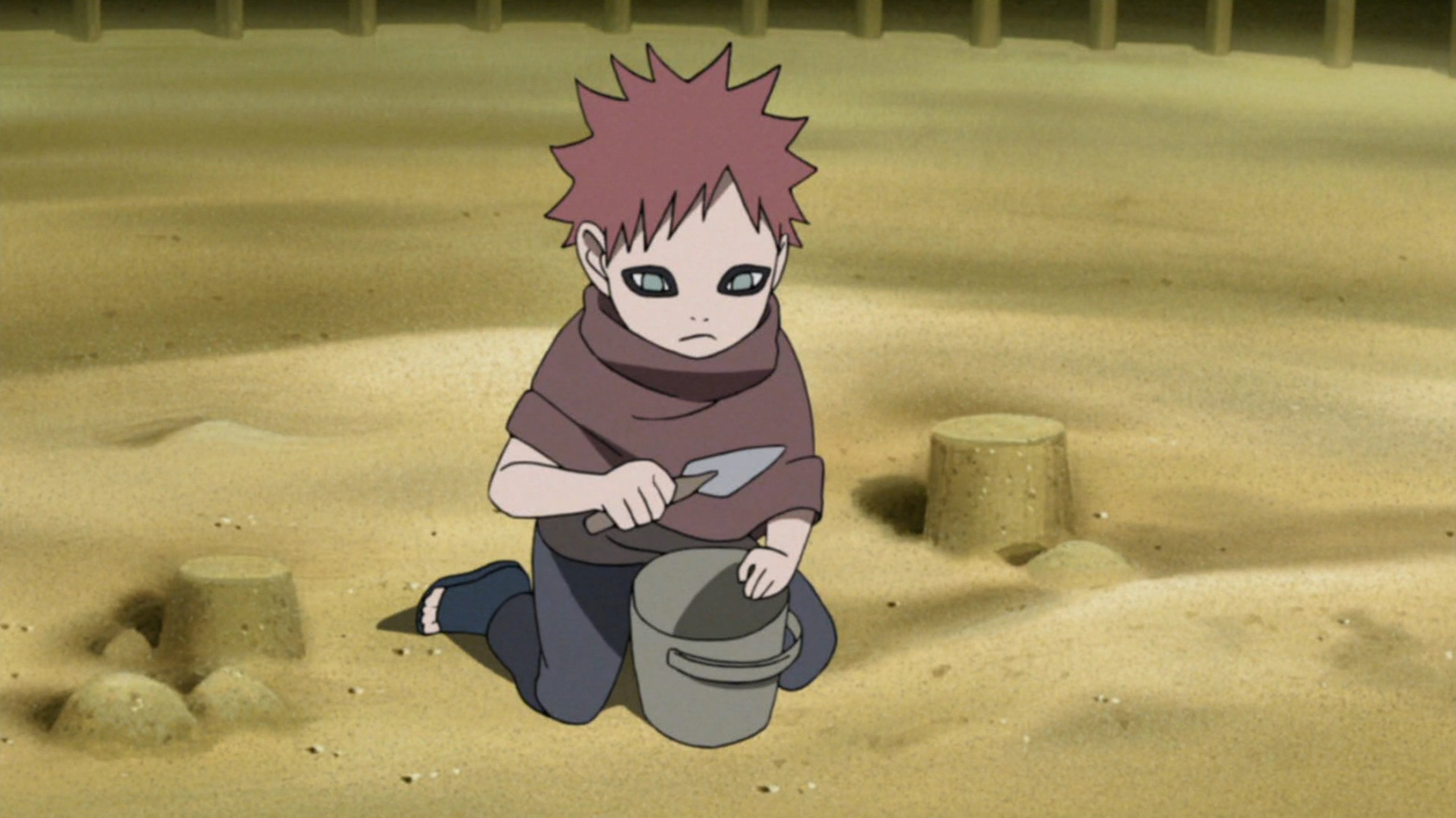 Naruto Shippūden Season 20 :Episode 482  Gaara and Shikamaru