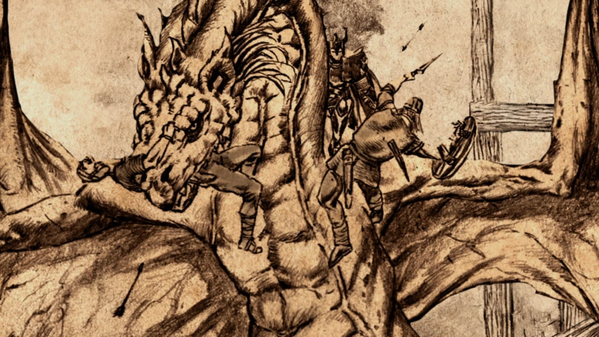 Game of Thrones Season 0 :Episode 64  Histories & Lore: The Field of Fire (Viserys Targaryen)