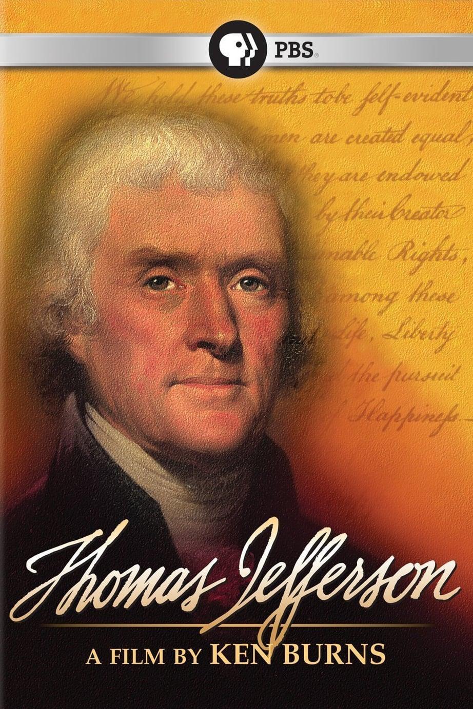 Thomas Jefferson TV Shows About American Revolution