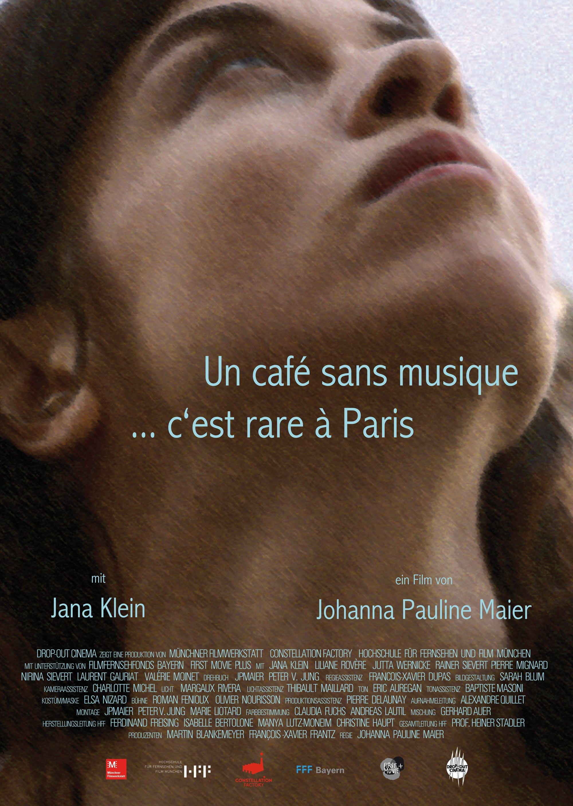 Un café sans musique c'est rare à Paris (2019)