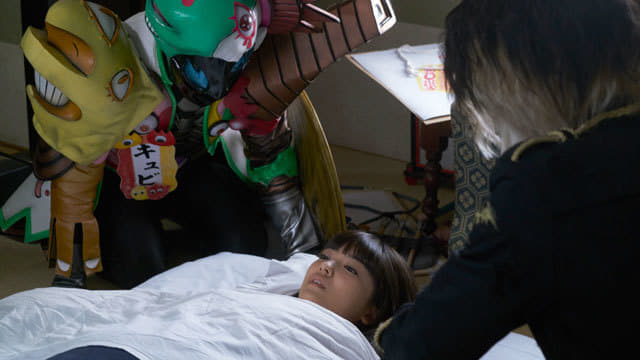 Kamen Rider Season 26 :Episode 26  Conflicted! The Terms of Decision!
