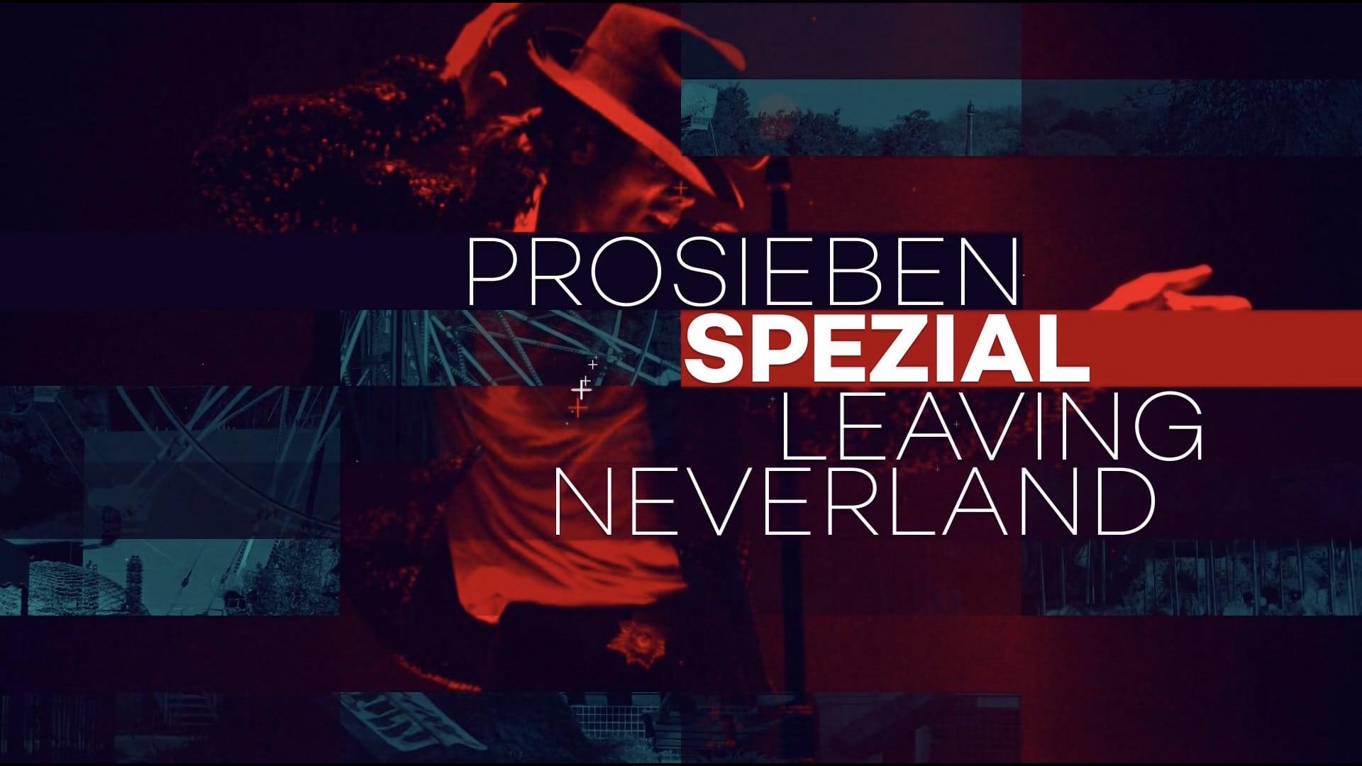Leaving Neverland: ProSieben Spezial (2019)