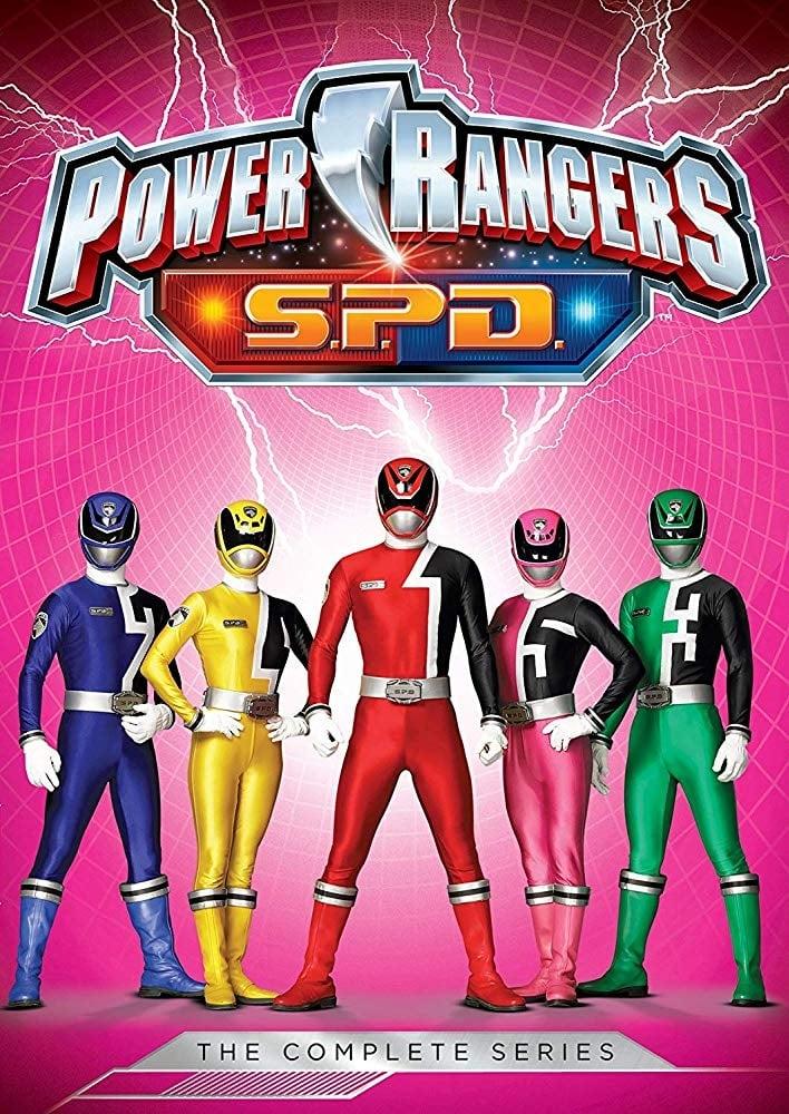 Power Rangers S.P.D (2005)