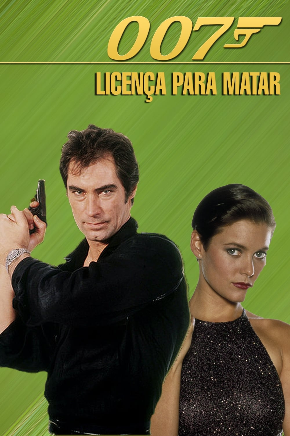 Poster and image movie Film Permis pentru crima - Permis pentru crimă - Licence to Kill - Licence to Kill -  1989