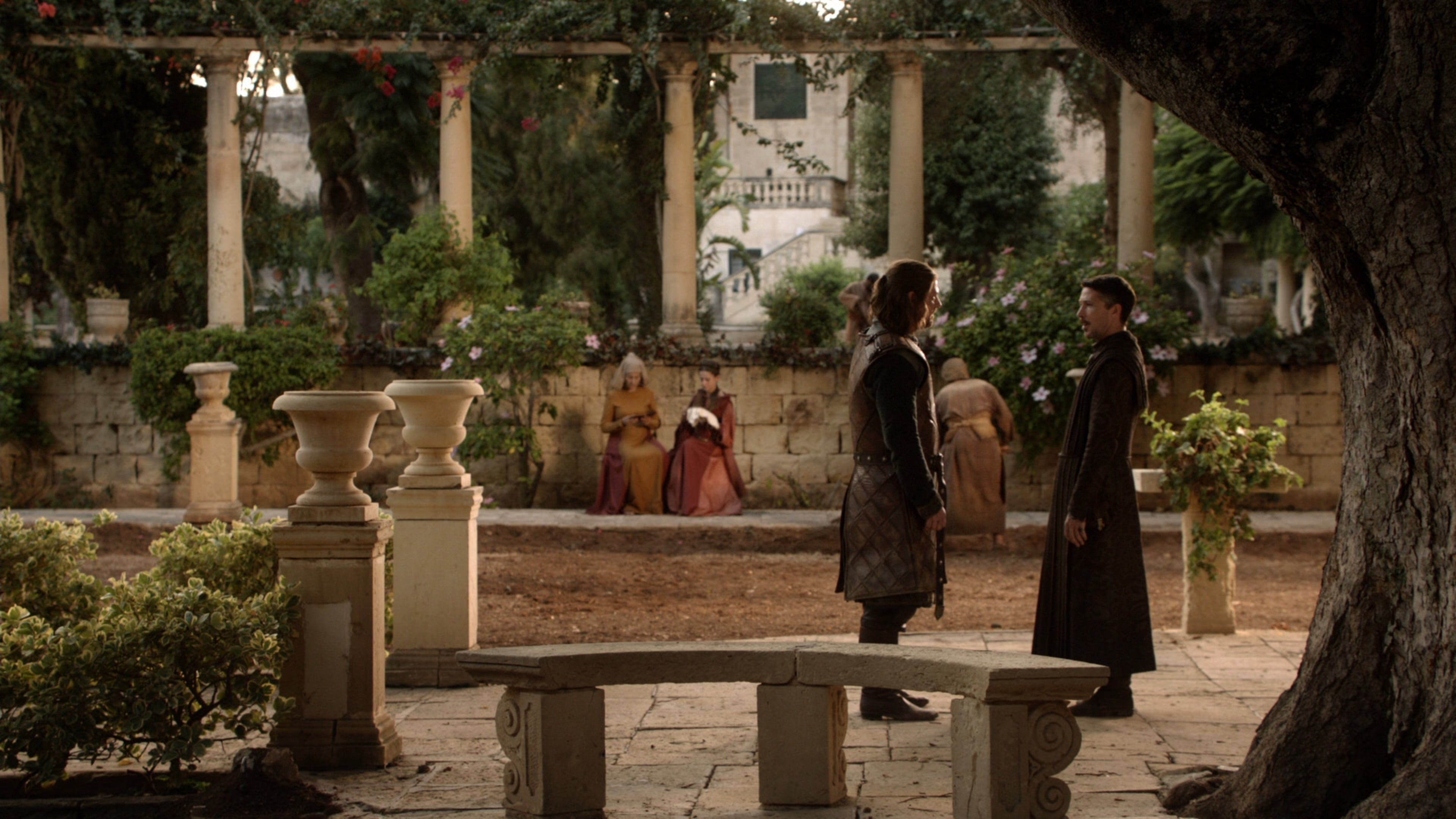 Game of Thrones Season 1 :Episode 4  Cripples, Bastards, and Broken Things