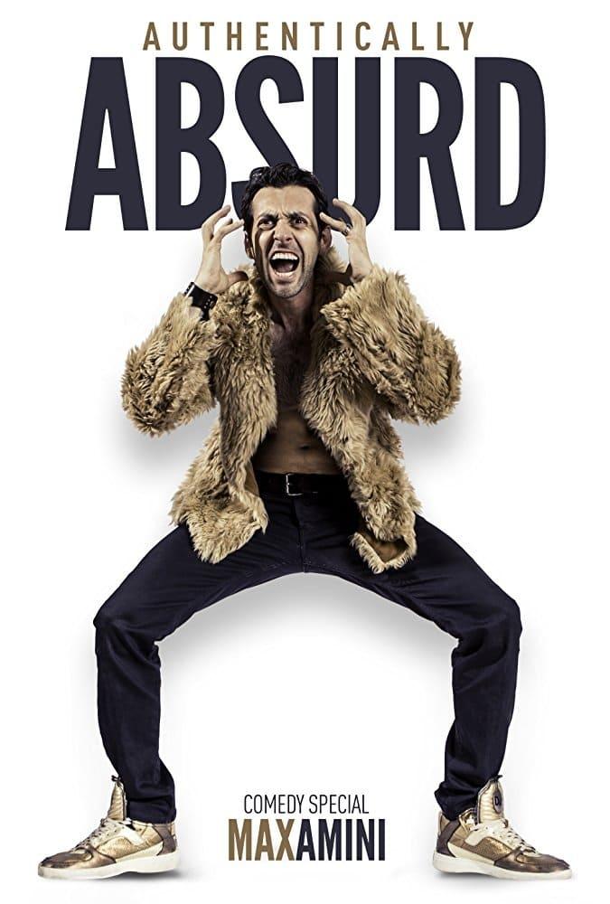 Ver Max Amini: Authentically Absurd Online HD Español (2015)