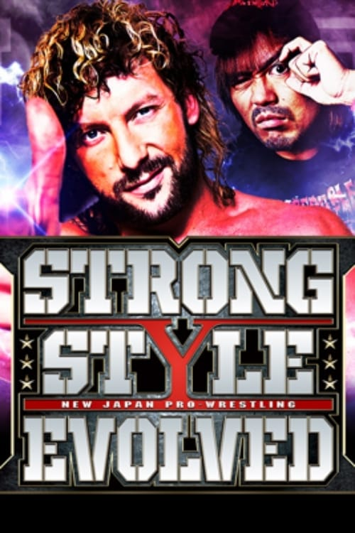 Ver NJPW Strong Style Evolved Online HD Español ()