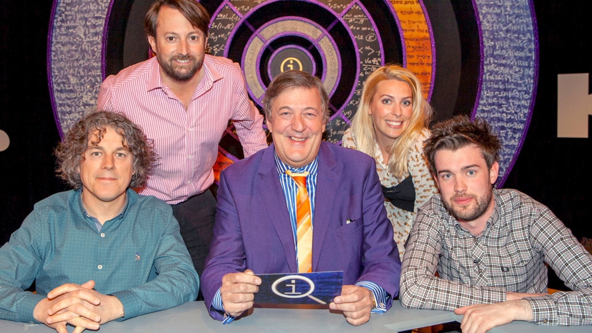 QI Season 11 :Episode 1  Knees & Knockers