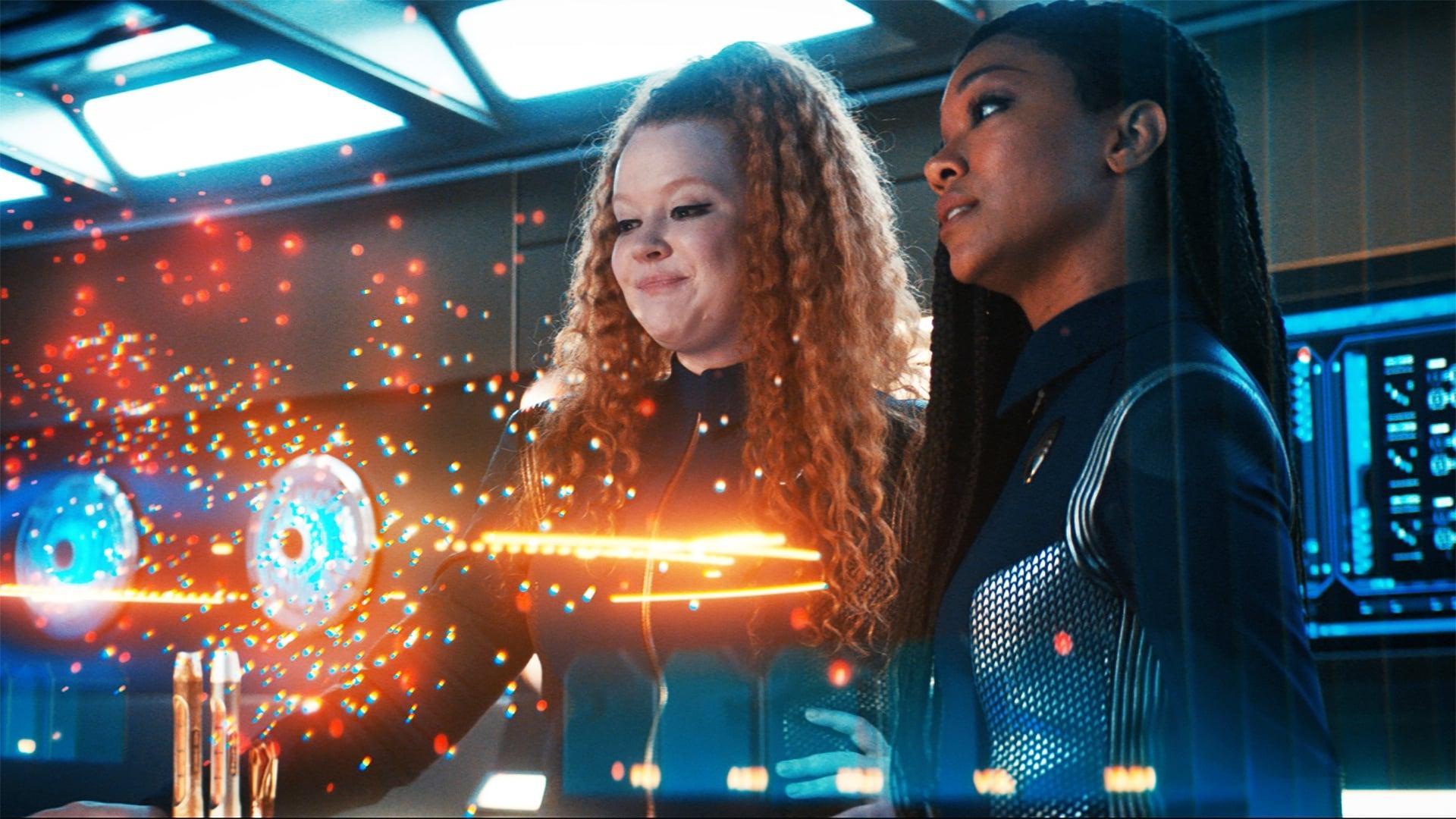 Star Trek: Discovery Season 3 :Episode 7  Unification III