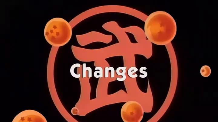 Dragon Ball Season 1 :Episode 133  Changes