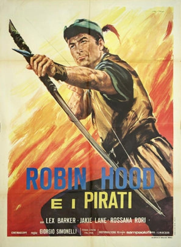 Robin Hood and the Pirates (1960)