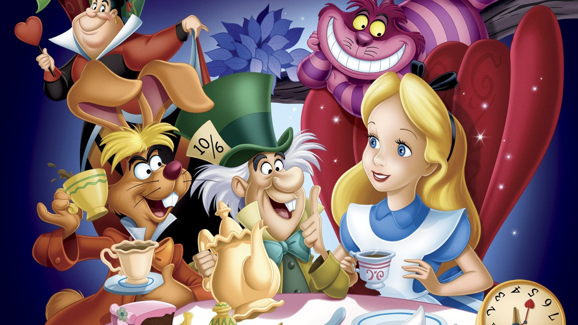 alice in wonderland full movie 1951 free online