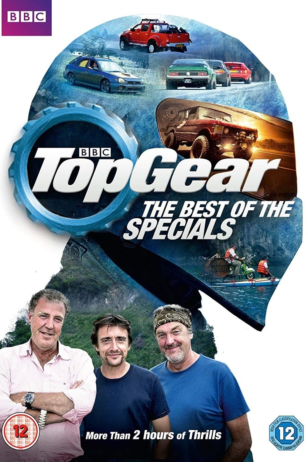 Top Gear: The Best of the Specials (2017)