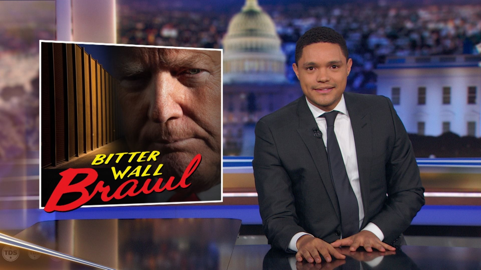 The Daily Show with Trevor Noah Season 24 :Episode 42  John David Washington