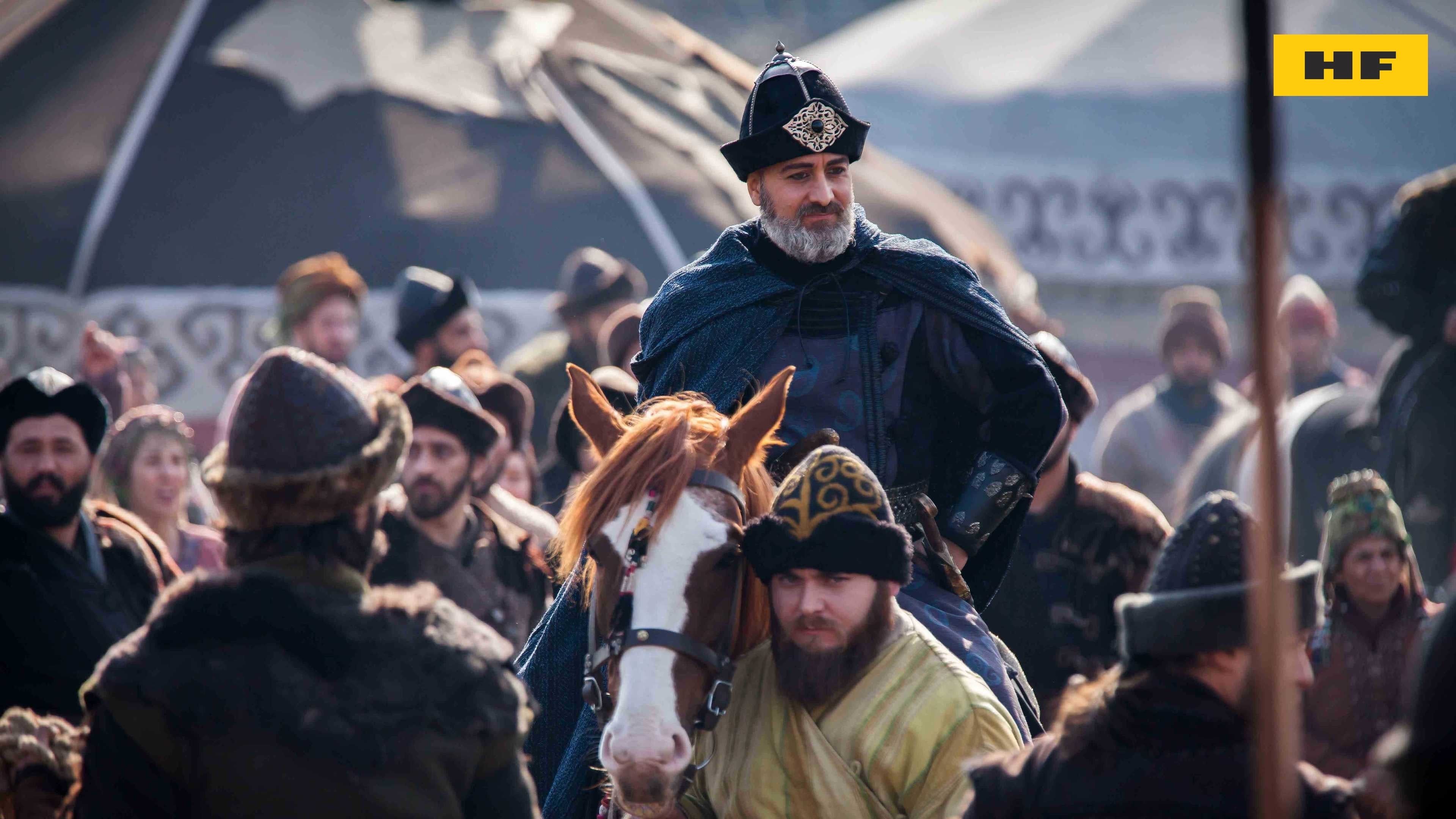 Watch Dirilis Ertugrul season 2 Episode 20 - Historical Fun TV