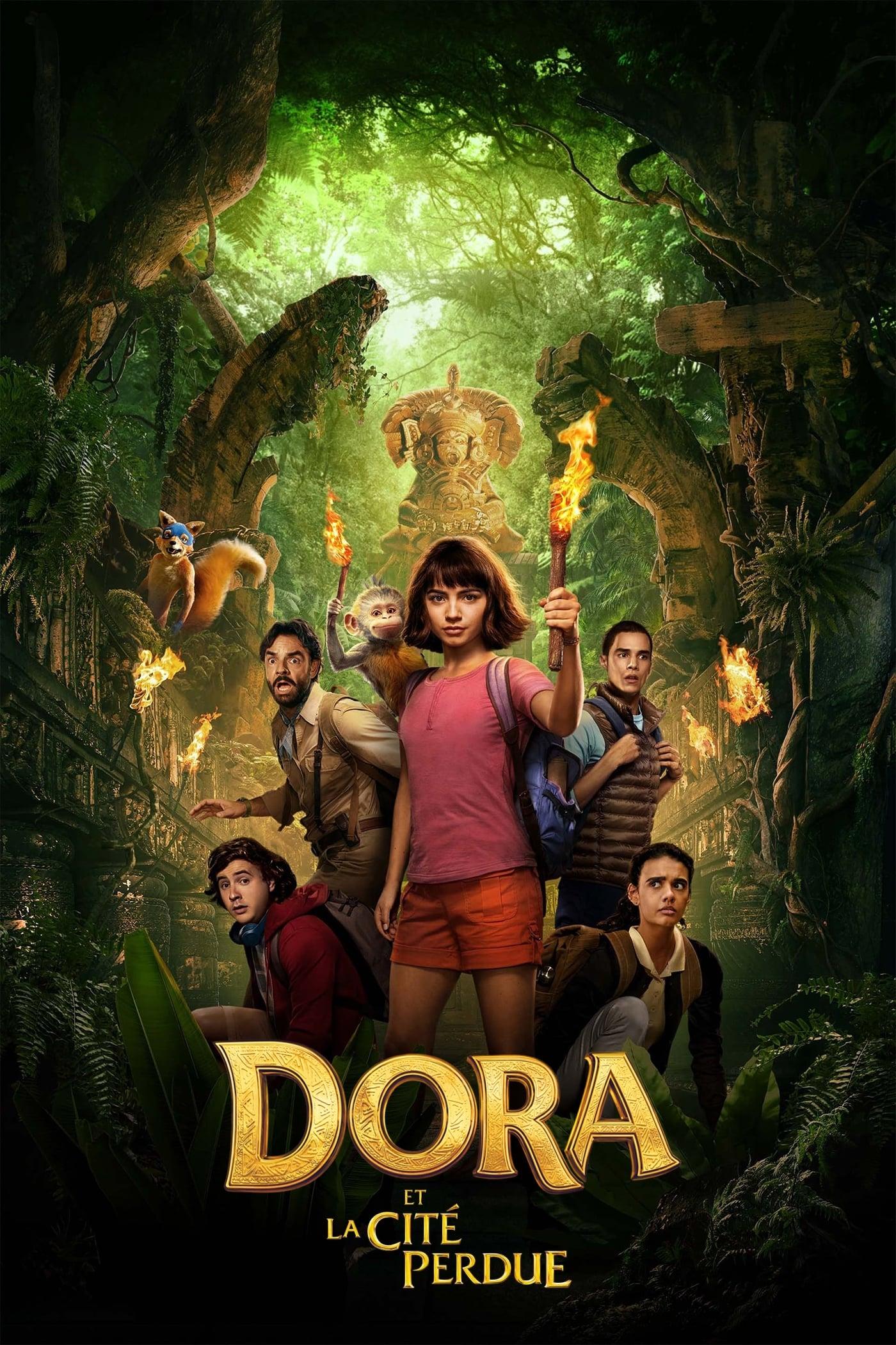 Dora et la Cité perdue sur annuaire telechargement