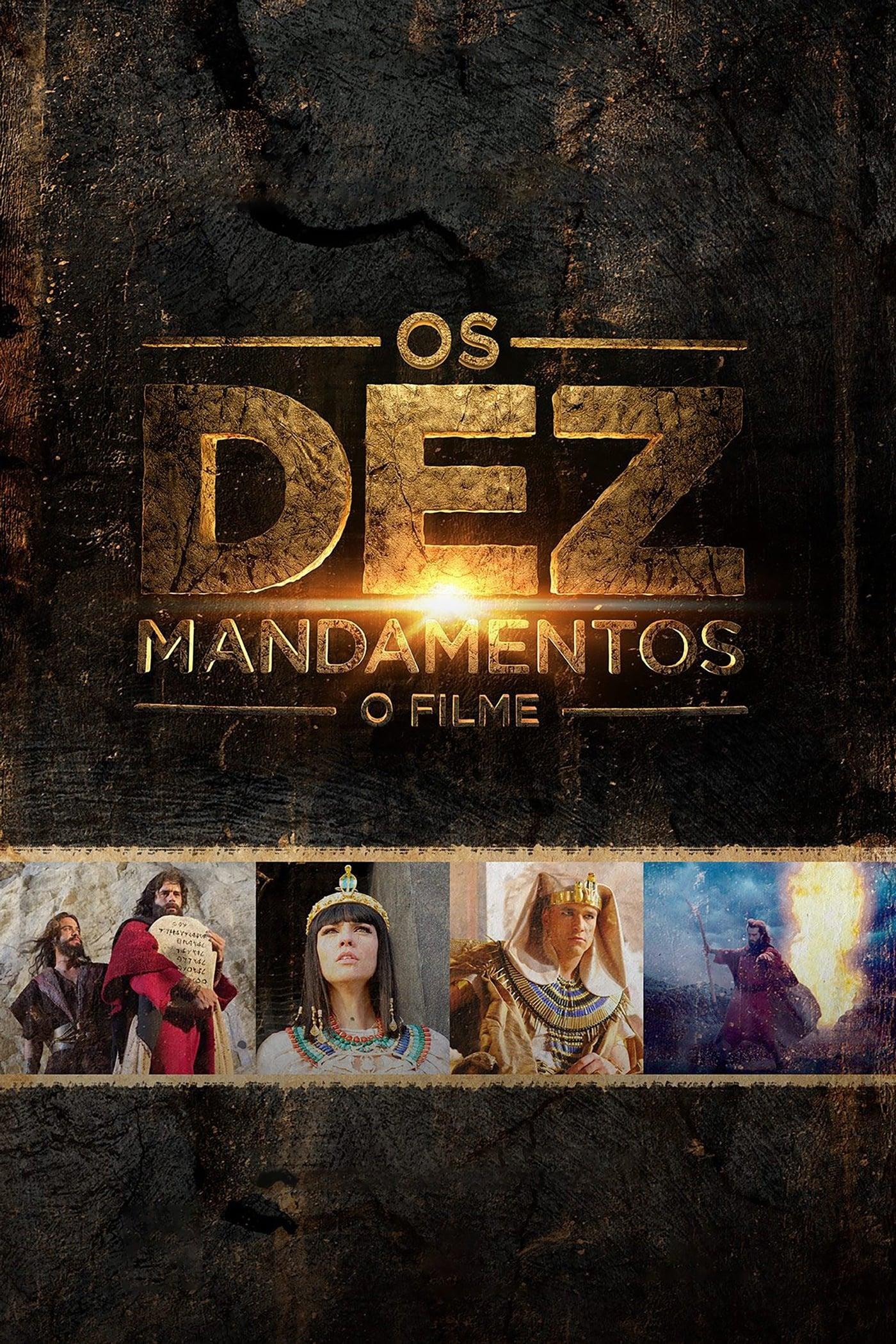 The Ten Commandments: The Movie