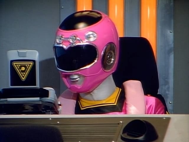 Super Sentai Season 20 :Episode 21  The GPS to End All GPS