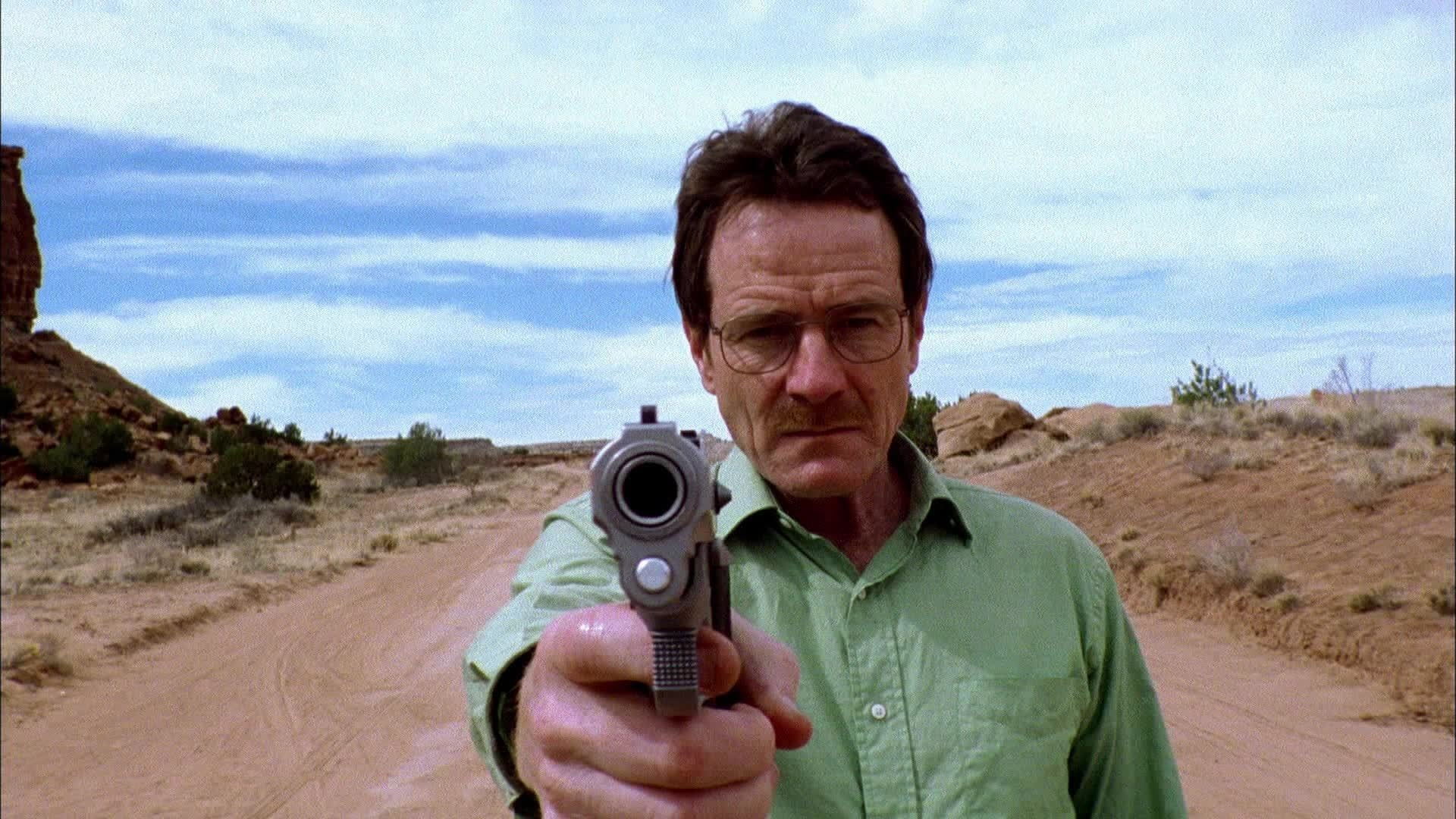 Breaking Bad Season 1 :Episode 1  Pilot