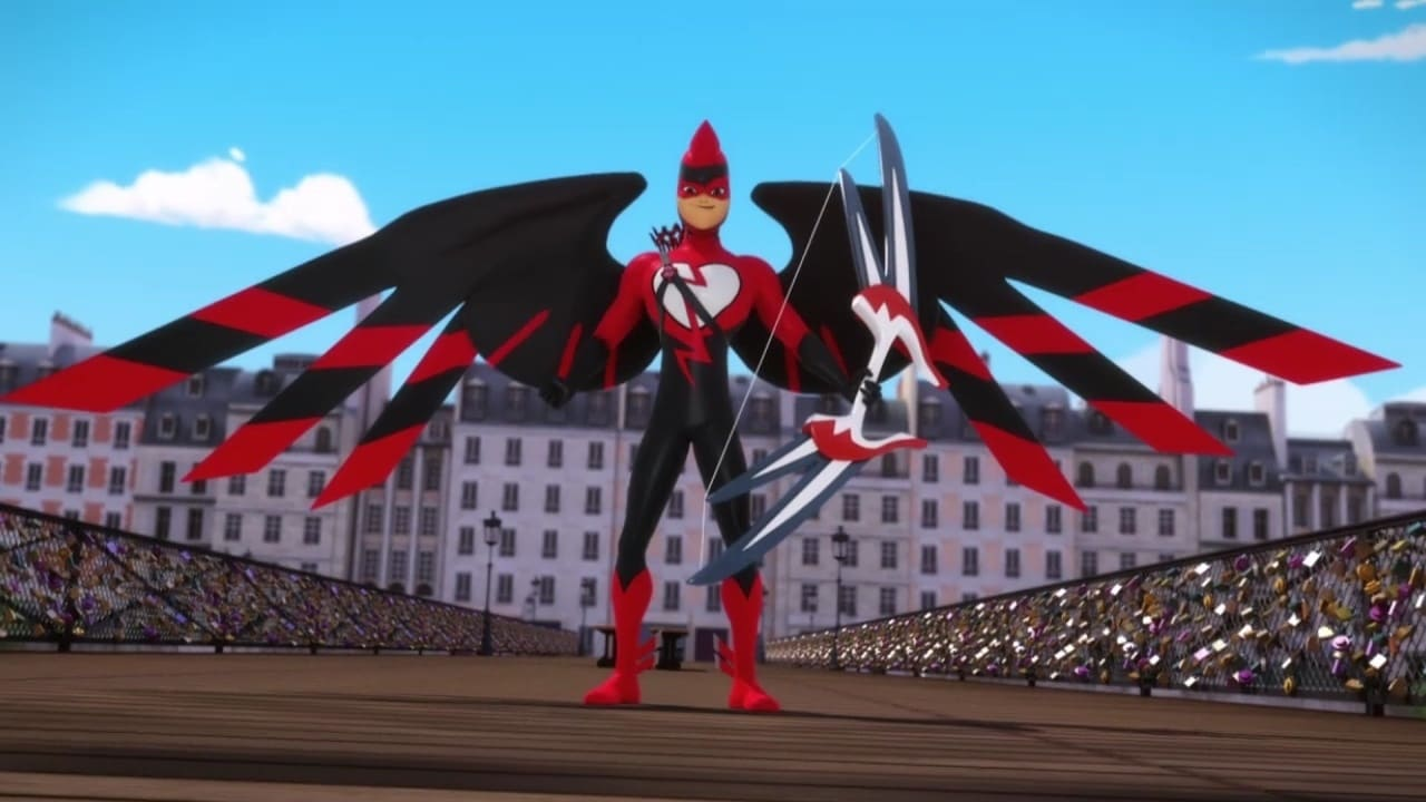 Miraculous: Tales of Ladybug & Cat Noir Season 1 :Episode 10  Dark Cupid
