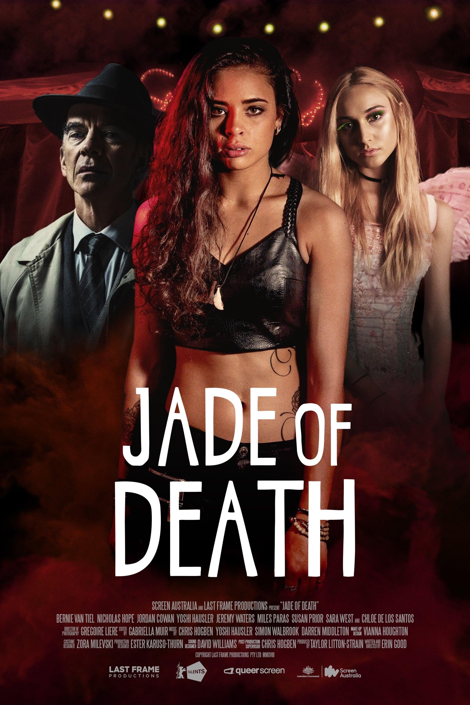 Jade of Death TV Shows About Dark Fantasy