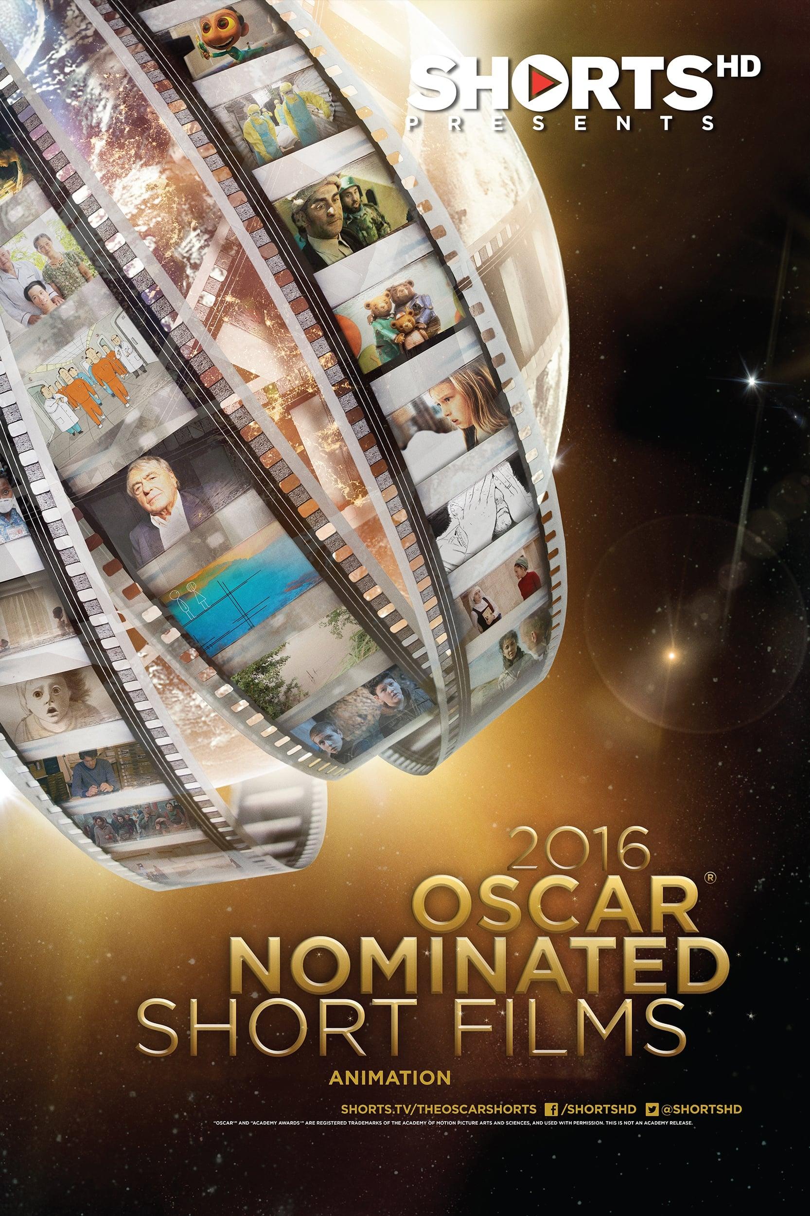 Oscar Nominated Short Films 2016: Animation (2016)