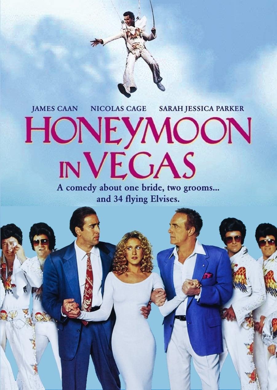 Watch Honeymoon In Vegas (1992) Full Movie Online