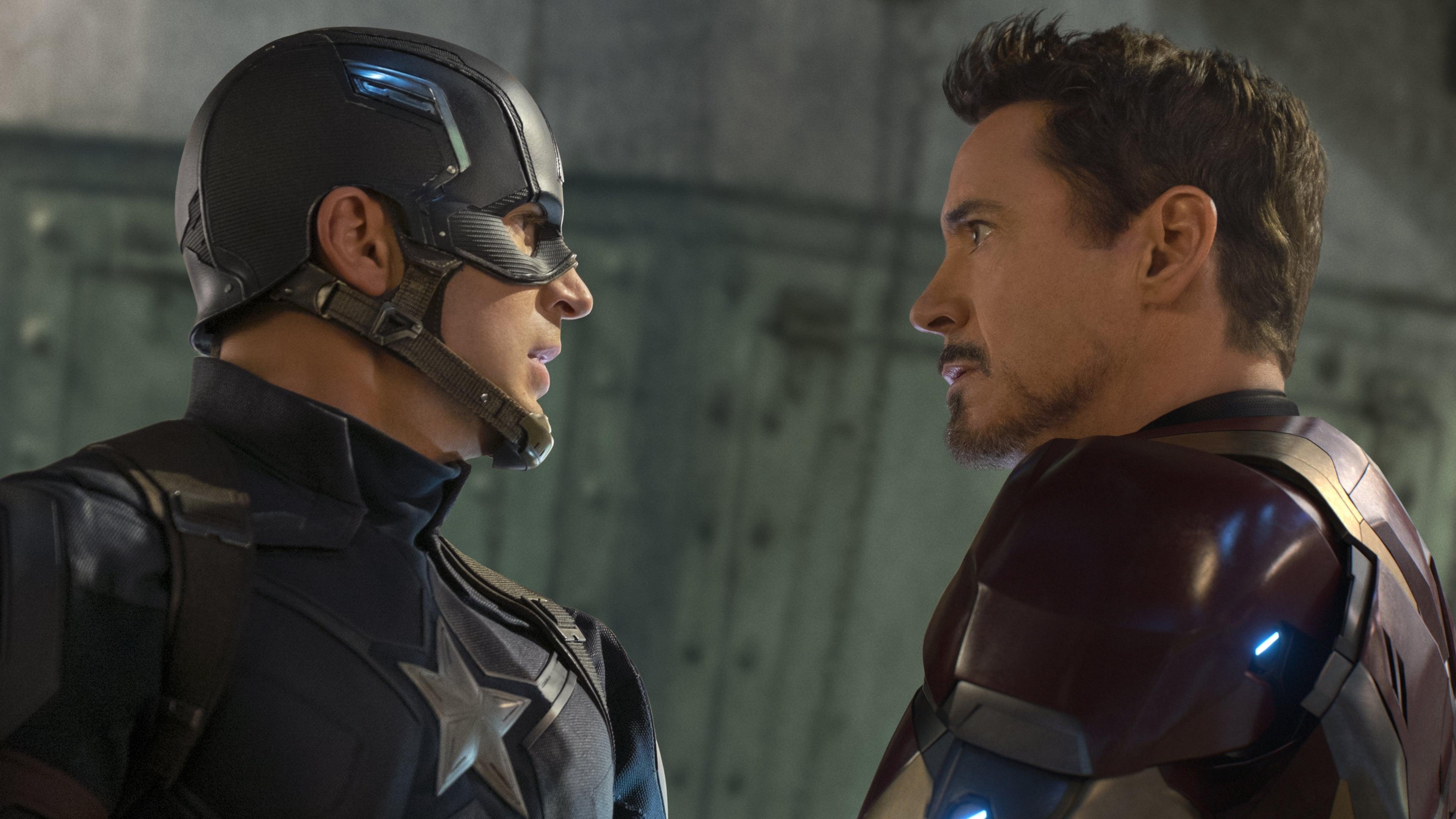 Captain America: Civil War Movie