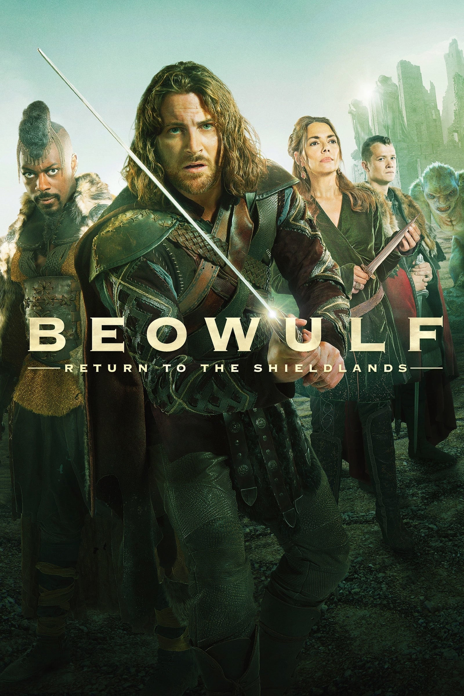 Beowulf: Return to the Shieldlands (2016)