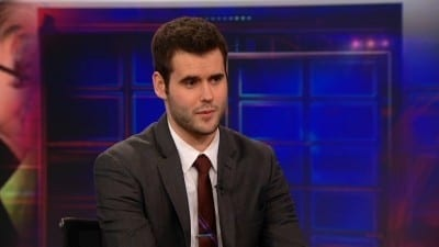 The Daily Show with Trevor Noah Season 17 :Episode 96  Zach Wahls