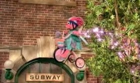 Sesame Street Season 40 :Episode 24  Abby's Tricycle
