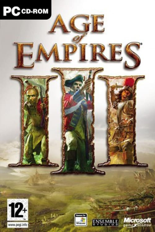 Ver Age of Empires III Online HD Español (2005)