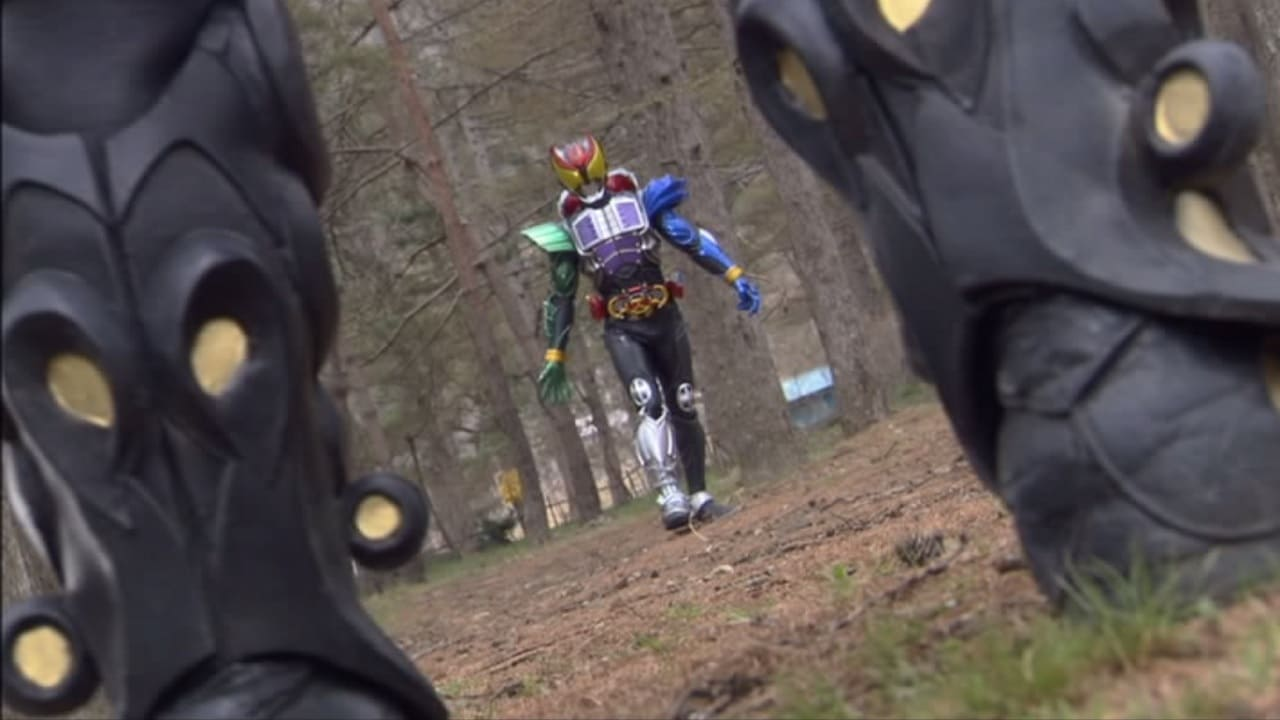 Kamen Rider Season 18 :Episode 18  Quartet: Listen to the Voice in Your Heart
