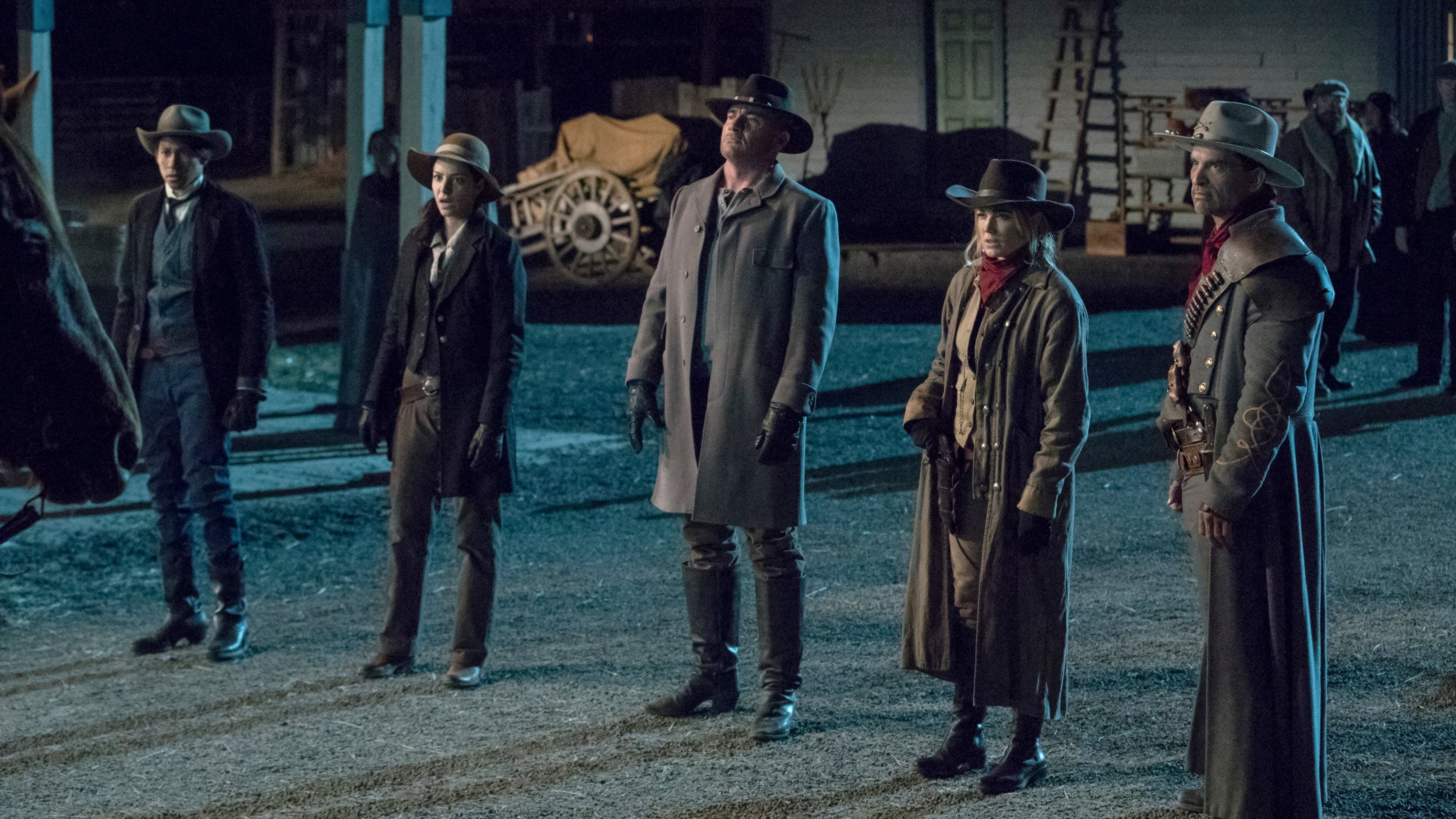 DC's Legends of Tomorrow - Season 3 Episode 18 : The Good, The Bad and The Cuddly