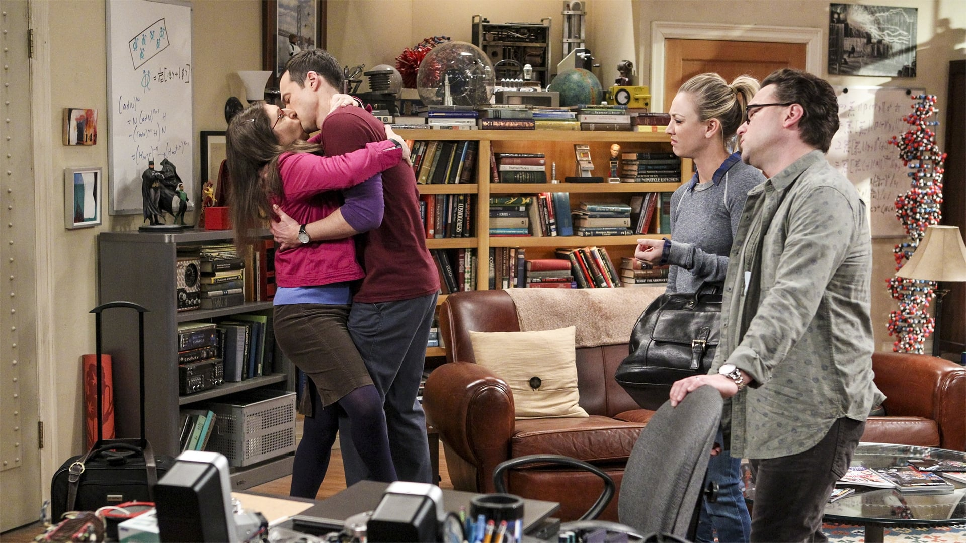 Ver The Big Bang Theory: Temporada 10, Capitulo 13 Online ...