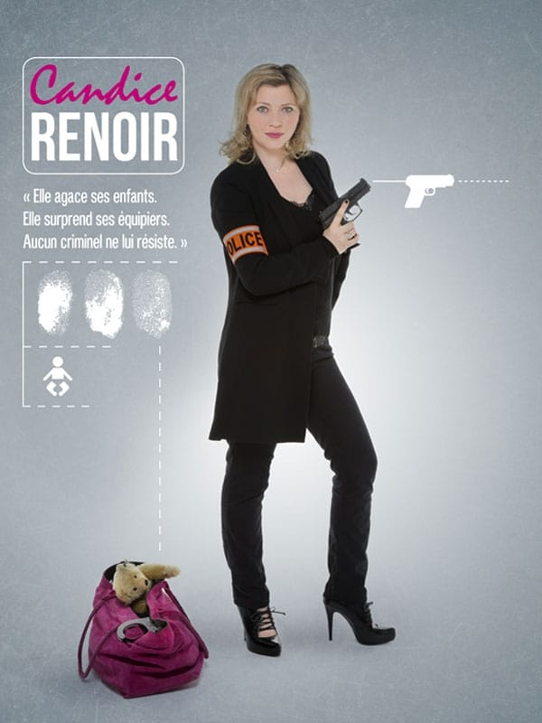 Candice Renoir TV Shows About Single Mother